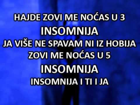 Jelena Karleuša - Insomnia (Karaoke Version)