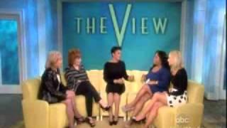 Janet Jackson- The View w/ Loretta Devine