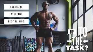 SPORTS DOMINATING LEG TRAINING | UP TO THE CHALLENGE?