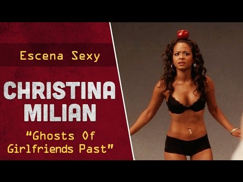 "Christina Milian en ""Ghosts Of Girlfriends Past "" 