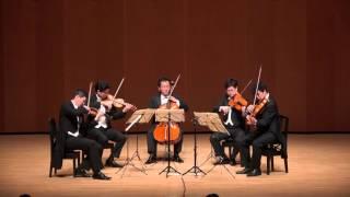 ブラームス 弦楽五重奏曲 第2番 ト長調 Op.111(第2楽章)/ Brahms StringQuintet2-2 (Fix version)
