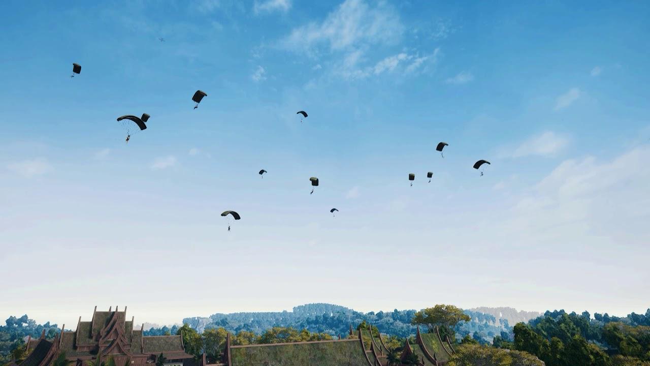 pubg parachute skins steam