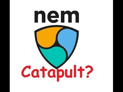 NEM/ XEM Catapult