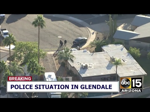 LIVE: Police situation in Glendale