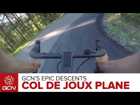 Epic Descent: Col de Joux Plane