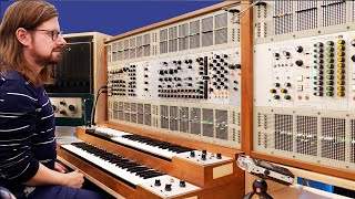 The ARP 2500 aт Willem Twee Studios - an introduction