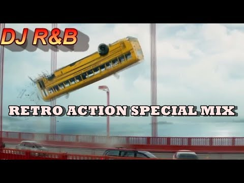 NEW RETRO ACTION SPECIAL MIX by DJ R&B - FULL HD 5.1