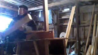 Филенчатая дверь часть2 строгание брусков(Строжка брусков в размер., 2016-01-31T17:05:41.000Z)