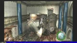 バイオハザード4 武器紹介ハンドガン編 (Resident Evil 4) thumbnail