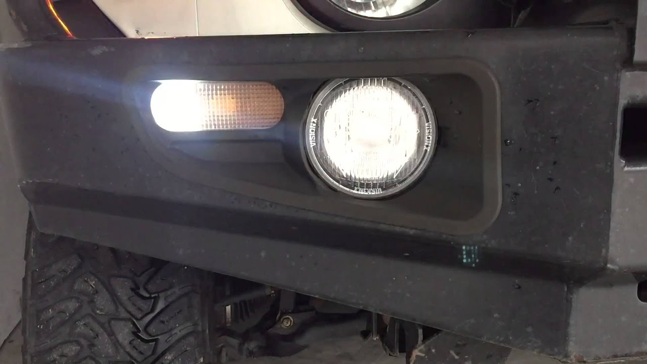 Arb bumper leds youtube arb bumper leds aloadofball Image collections