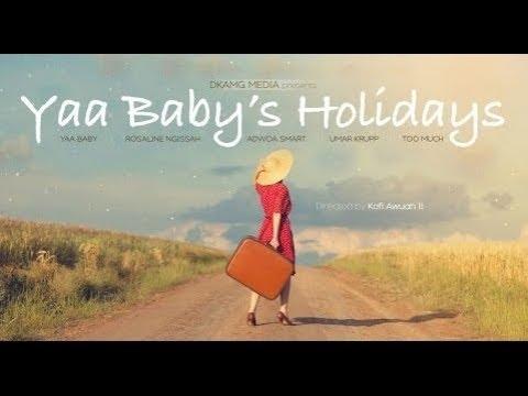 Yaa Baby's Holidays   Coming Soon