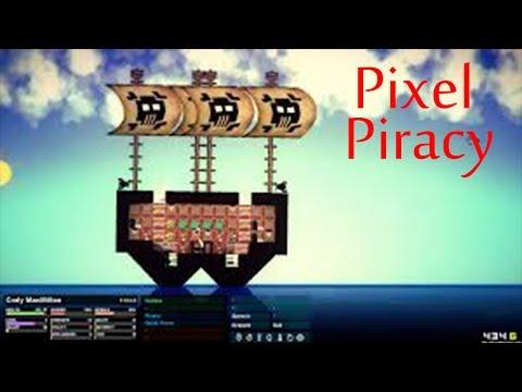 Pixel Piracy- The Black Spot