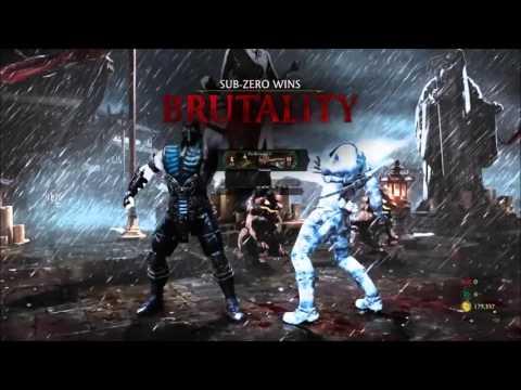 Mortal Kombat X - Valentines Day Tower