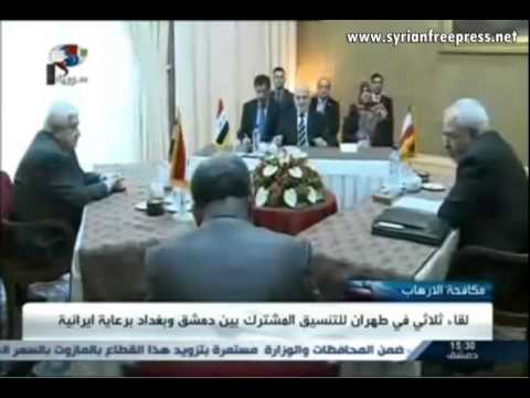 Journal de Syrie 10/12/2014 ~ Reunion tripartite rassemblant Mouallem, Zafir, Jaafari