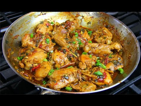 Foolproof Caribbean Stew Chicken #TastyTuesdays | CaribbeanP