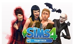Video VAMPYRER!   Norsk The Sims 4   Livestream download MP3, 3GP, MP4, WEBM, AVI, FLV Oktober 2017