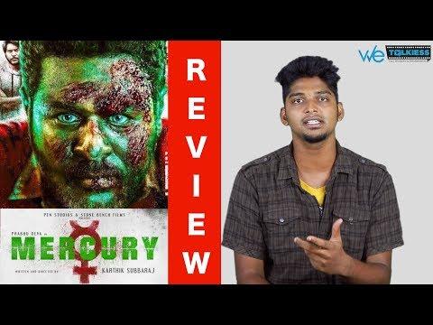 Mercury  Movie Review | Prabhu deva | Karthick subbaraj | wetalkiess