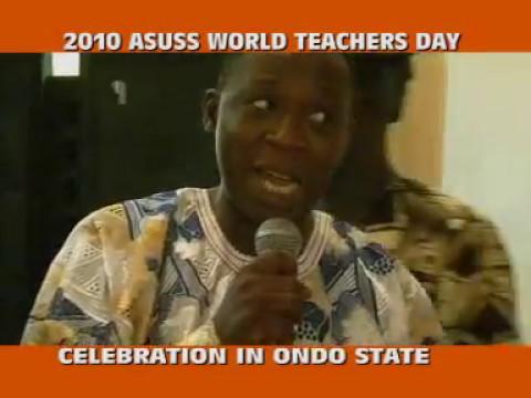 TEACHERS' DAY AKURE, ONDO STATE