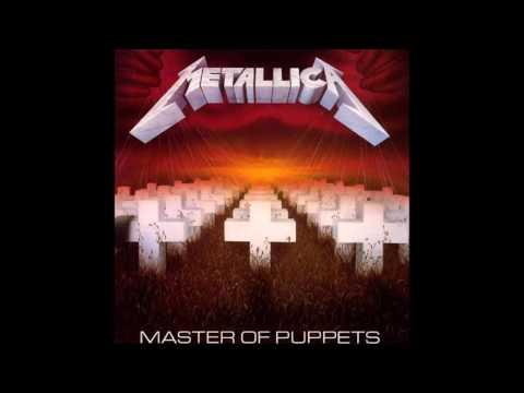 Metallica - Master Of Puppets 1986 (Full Album)