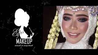 EGHA MAKEUP ( MUA Bogor ) - Compilation wedding Makeup Part 1