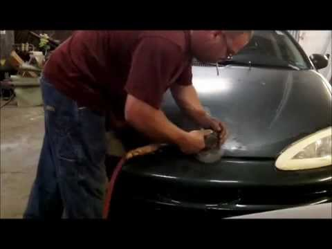 How to fix ling Clear Coat on a vehicle