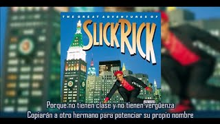 Teacher, Teacher - Slick Rick   Subtitulada en español