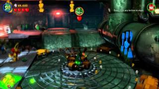 Lego Batman 3: Beyond Gotham PC Gameplay *HD* 1080P Max Settings