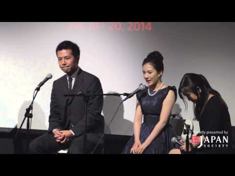 Japan Cuts 2014 - Uzumasa Limelight Q&A