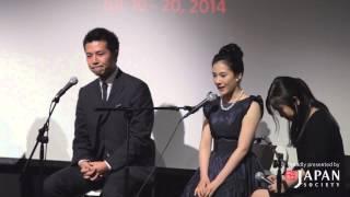 Japan Cuts 2014 - Uzumasa Limelight Q&A
