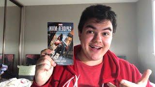 Marvel's Spider-Man: Hostile Takeover First Five Chapters LIVE READING!!!