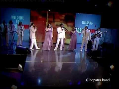 Cosmobeauty Cleopatra band-להקת אירועים,להקה לתערוכות,אירועי חברה