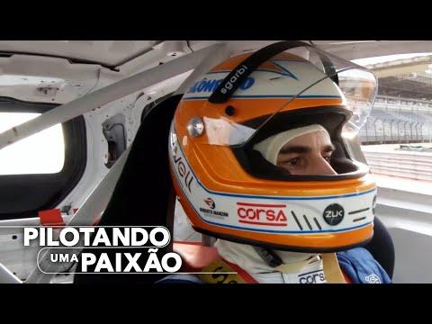 PILOTANDO UMA PAIXÃO #3 - A Prova Da Carteira De Piloto De Corridas!