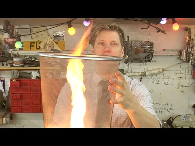 Making a HUGE Fire Tornado #1 Base