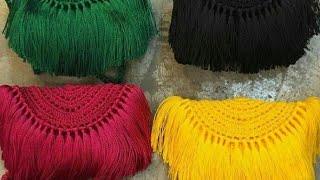 شنط كروشيه ٢٠١٩ الجزء الثانى hand bags crochet 2019 part 2