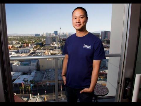 Tony Hsieh of Zappos CEO's Speech