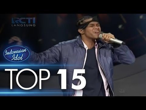 KEVIN - DEWI (Dewa 19) - TOP 15 - Indonesian Idol 2018