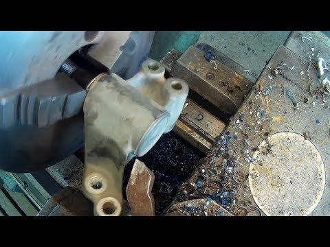 ремонт маятникового рычага автомобиля Nissan Atlas