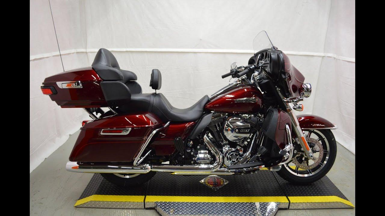 Harley Davidson Ultra Classic Wheels