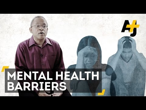 If You're Not White It's Harder To Get Mental Health Care