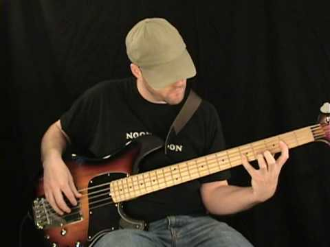 I'll Be Here Awhile - 311 (Bass Cover)
