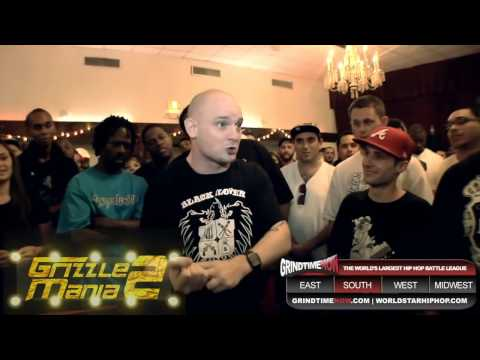GTN Rap Battle- Mac Lethal vs Dirtbag Dan