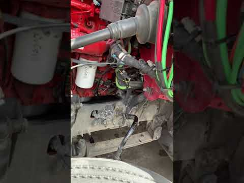 2011 & Newer Cummins isx15 Oil Pressure sensor Part 1