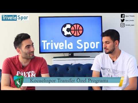 Kocaelispor Transfer Özel Programı! Bayram Olgun, Şeytan Golcü Batuhan Er Kocaelispor'da! | Trivela Spor