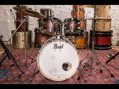 pearl decade maple kit drummer 39 s review youtube. Black Bedroom Furniture Sets. Home Design Ideas