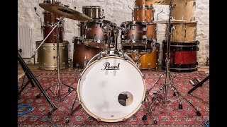 Pearl Decade Maple Kit - Drummer's Review