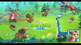 Dragon Pals Mobile Gameplay Android / iOS