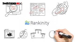 Рисованные дудл ролики для онлайн сервиса по продвижению сайтов