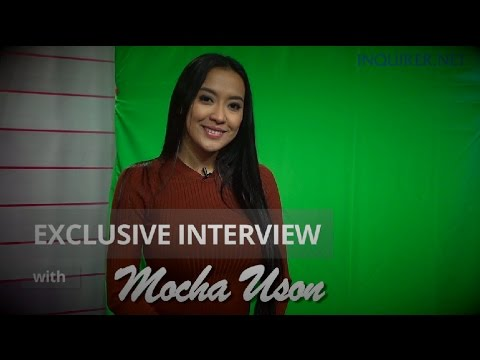 Inquirer's Interview with Mocha Uson