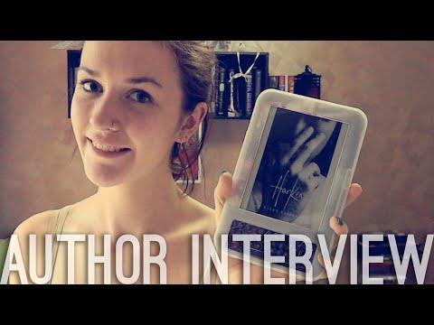 Harken Blog Tour - Interview & Giveaway!