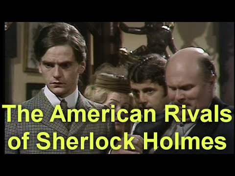 The American Rivals of Sherlock Holmes  by  by  Detective Fiction Full Audiobooks